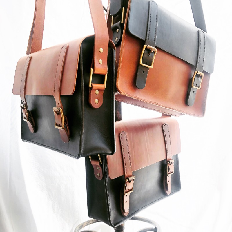 Leather Satchel Making course