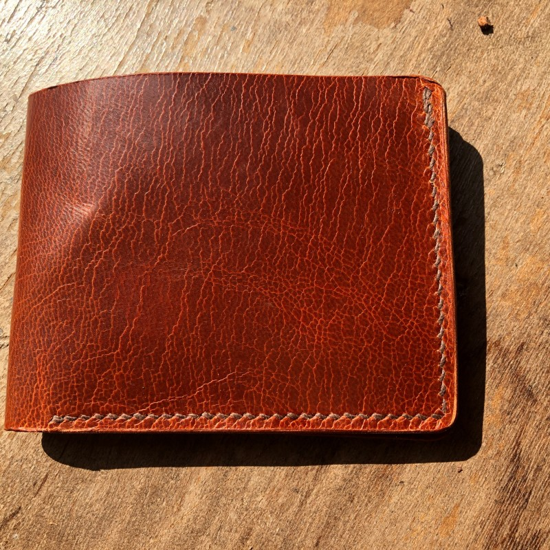 Wallet - classic goat