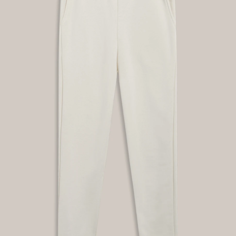 Grunt OUR Lilian Jog Pant - Cream White