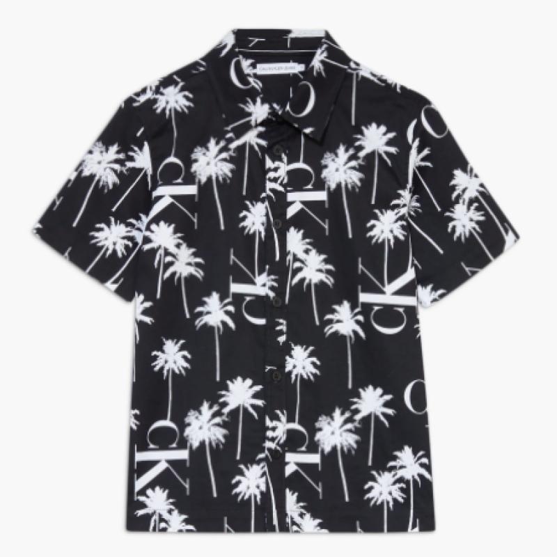 Calvin Klein Plam Skjorte