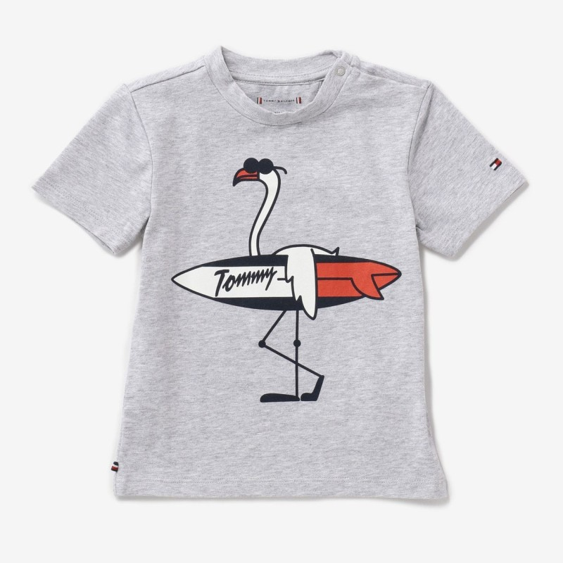 Tommy Hilfiger flamingo t-shirt