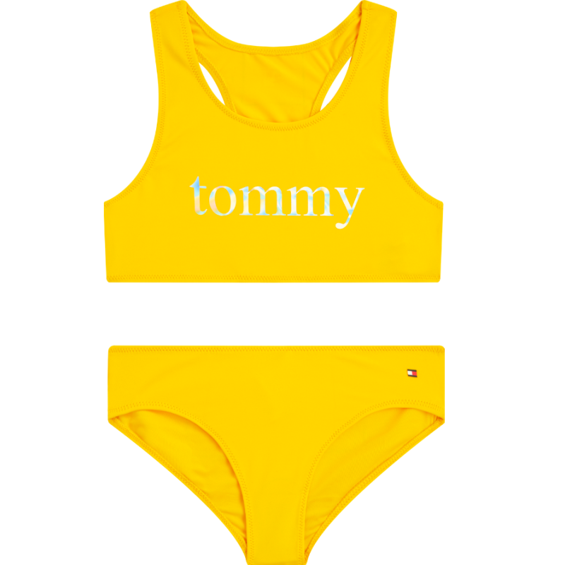 Tommy Hilfiger gul bikini
