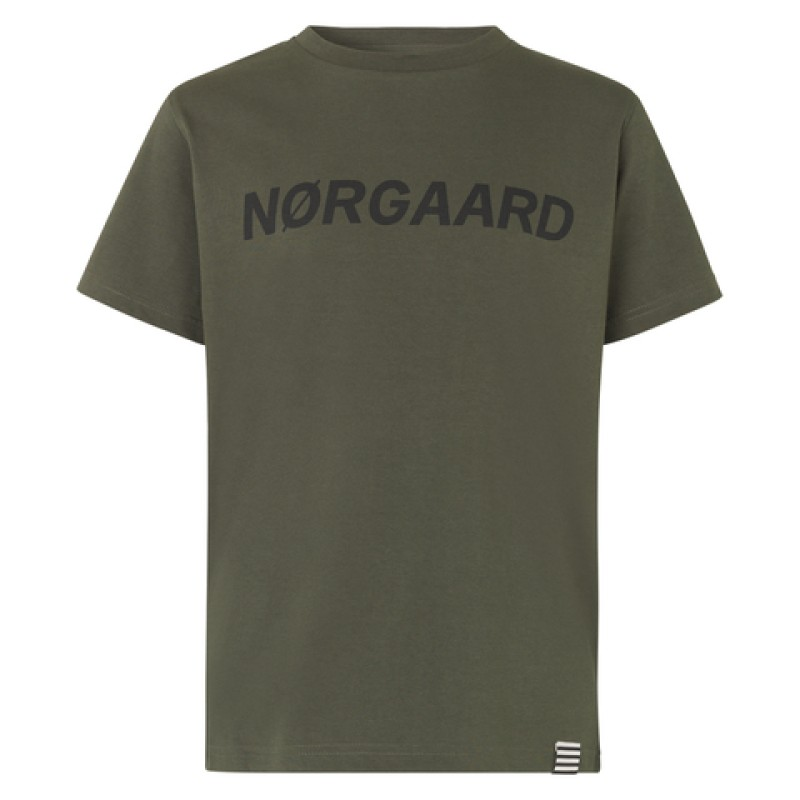 Printed Nørgaard t-shirt Thorlino
