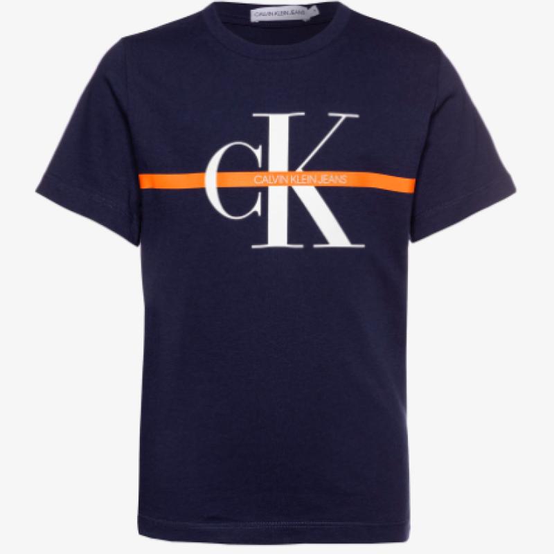 Calvin Klein Tshirt m. logo
