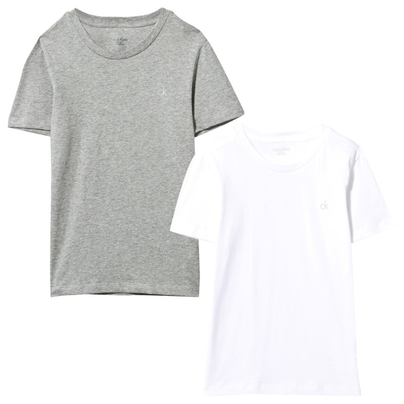 Calvin Klein 2 Pack Boys Lounge T-shirts