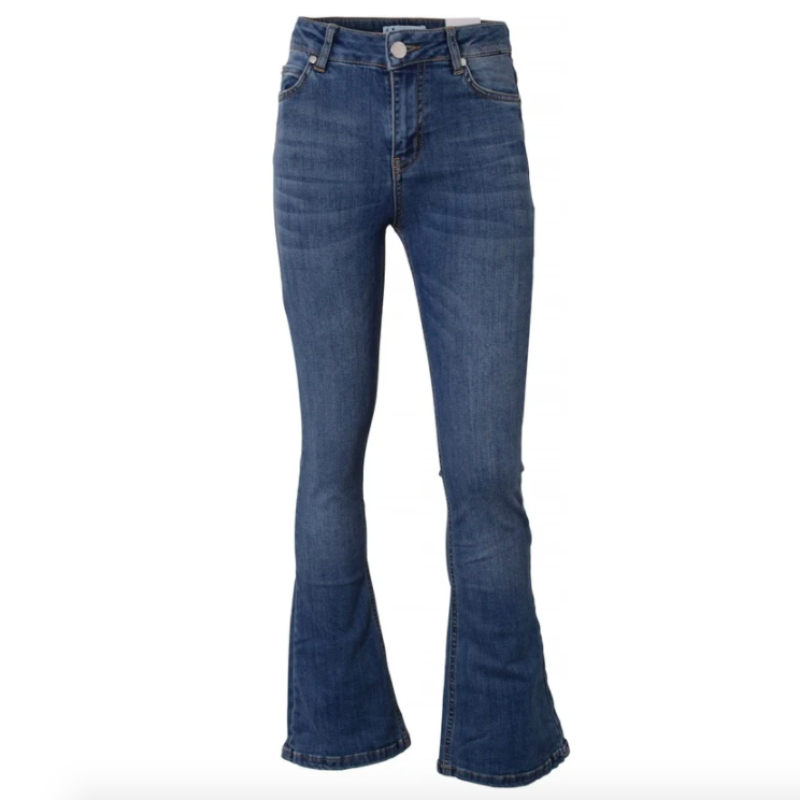 Hound Bootcut Jeans Dark blue USED