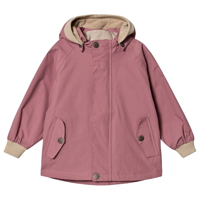 MINI A TURE Wally Jacket - Nostalgia Rose