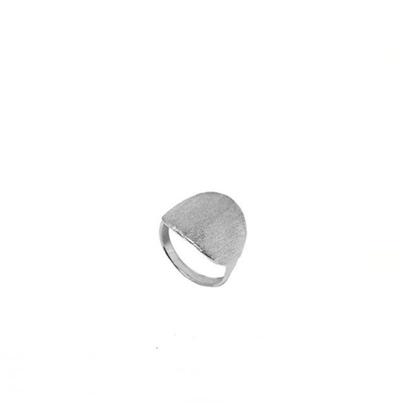 Aqua Dulce - Brushed ring