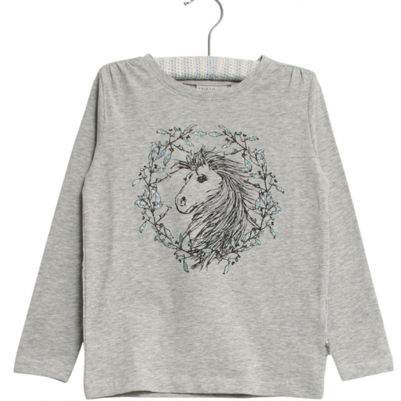 Wheat t-shirt - Flower Horse