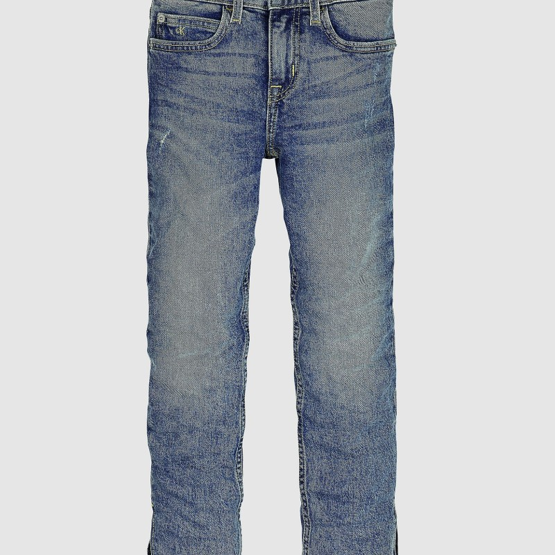 Calvin Klein Slim Cropped Jeans