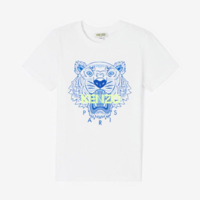 Kenzo tiger sport line t-shirt