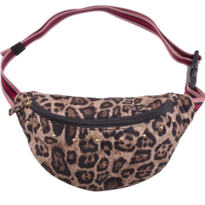 Petit by Sofie Schnoor Leopard bæltetaske