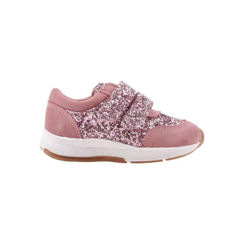 Petit by Sofie Schnoor - Gummi sko Rose glitter