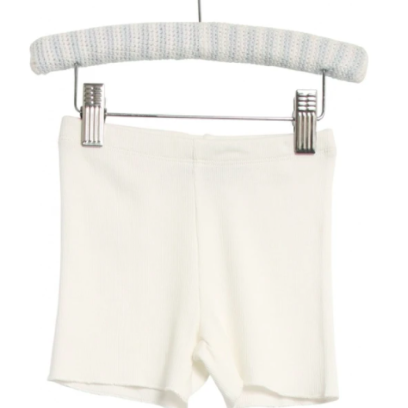 Wheat Rib Shorts