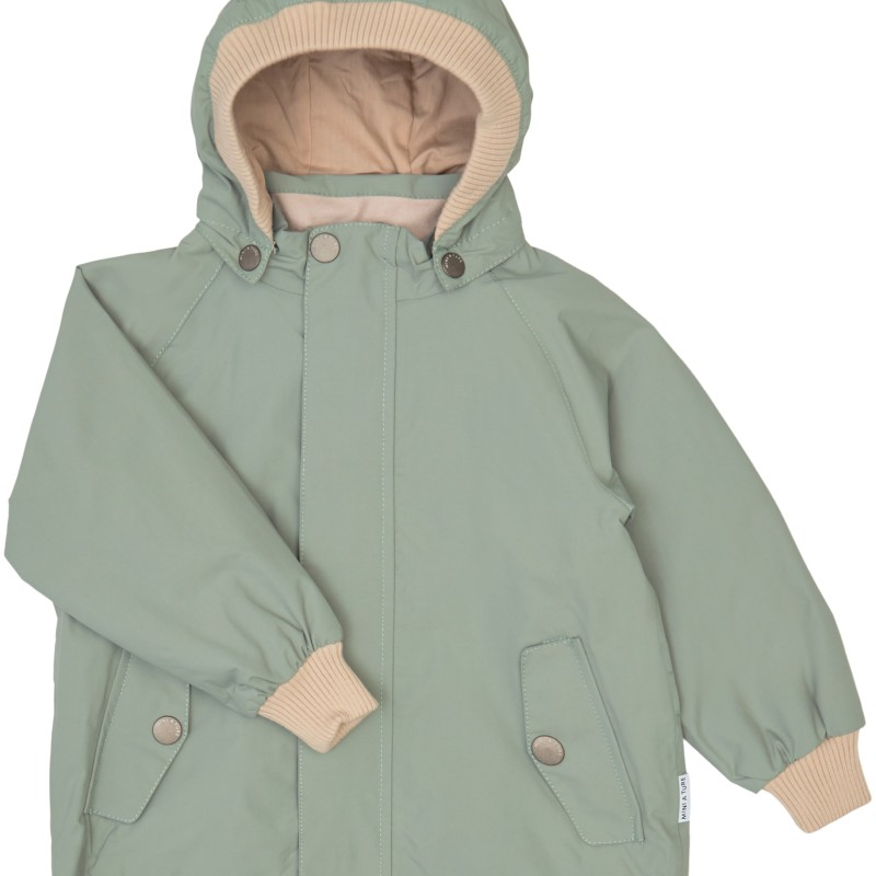 MINI A TURE - Wally Jacket Chinois Green