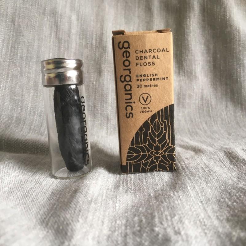 Charcoal Floss