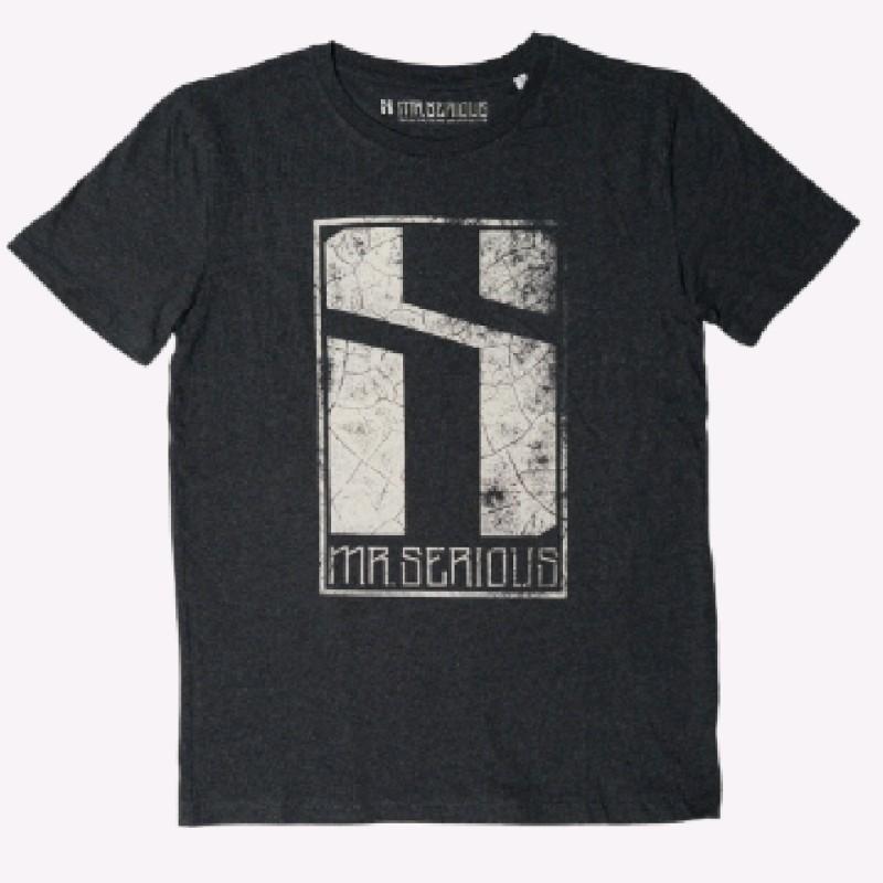 Eroded logo T-shirt