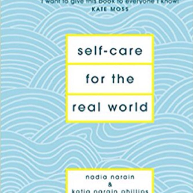 Self-Care For The Real World Book