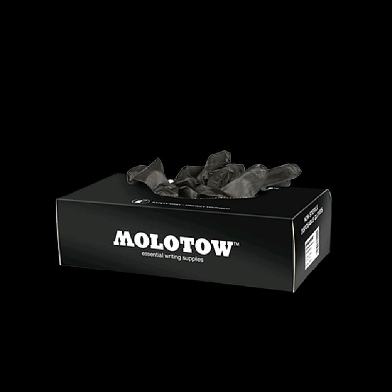 Molotow Nitrile Gloves Medium