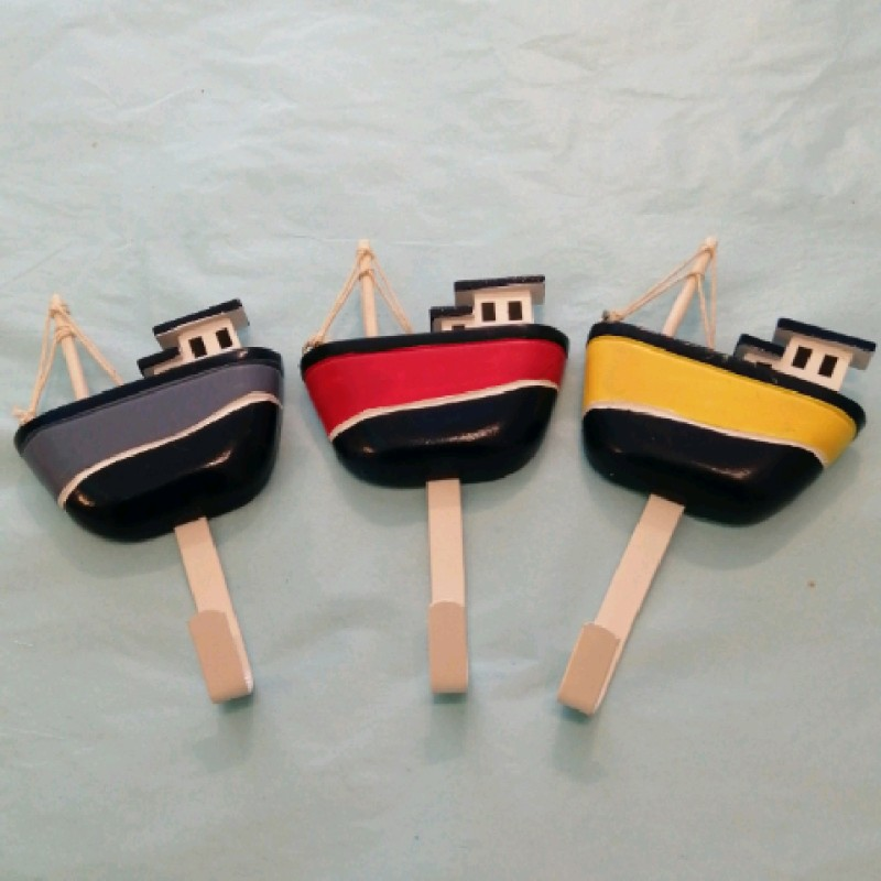 Hook - fishing boat
