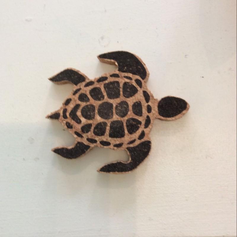 Cork turtles