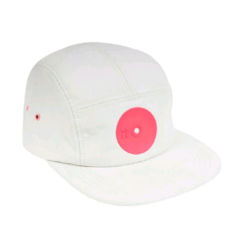 Pink dot fat cap