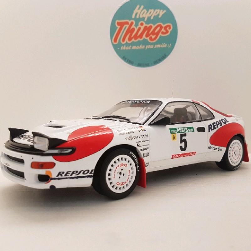 1:18 Toyota Celica GT-Four ST185