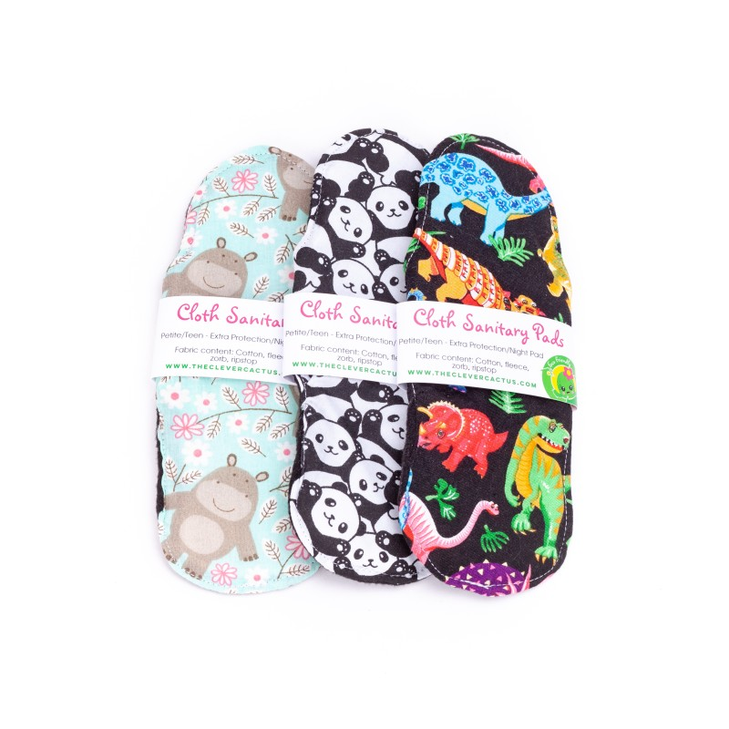 Petite Extra Protection | Reusable Pads