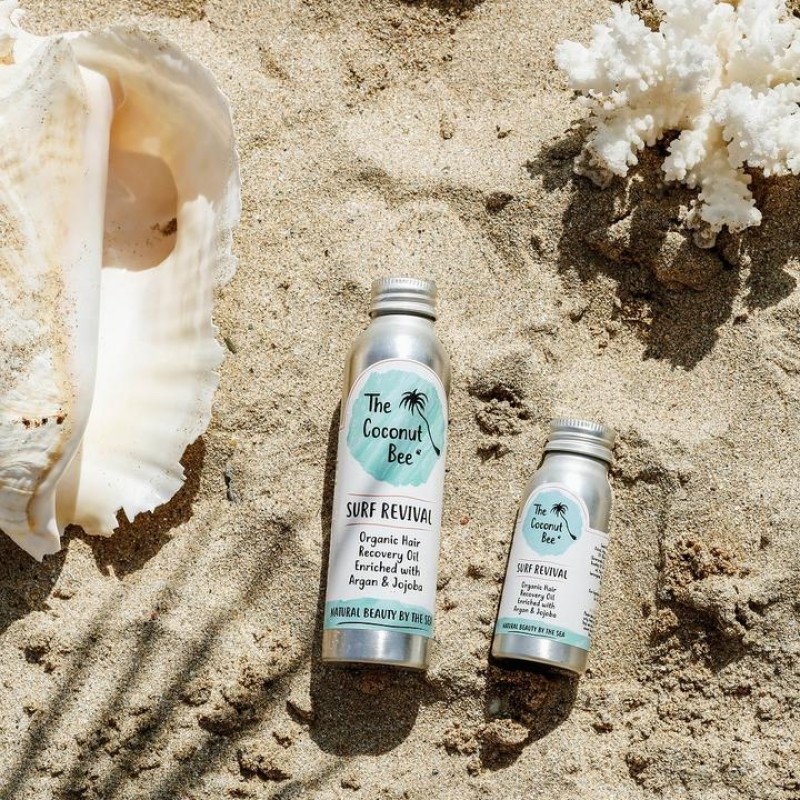 Surf Revival Hair Repair Oil | Coconut Bee