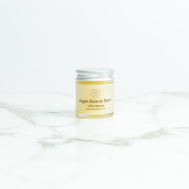 Argan Beauty Balm | Wild Sage & Co