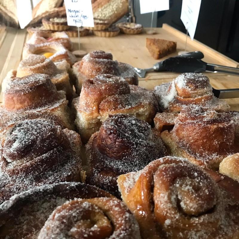 Cinnamon Buns | 108 The Bakery