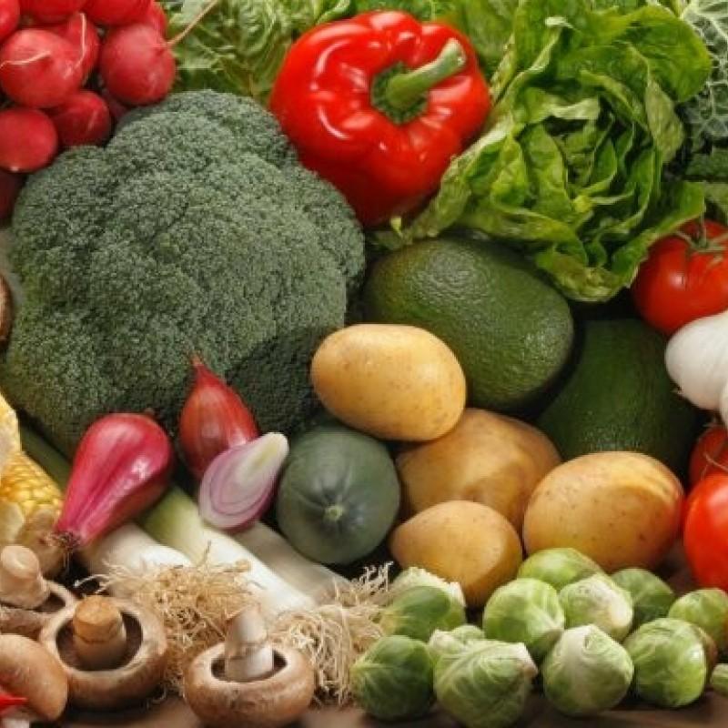 Fruit & Veg Boxes | L&J X 108