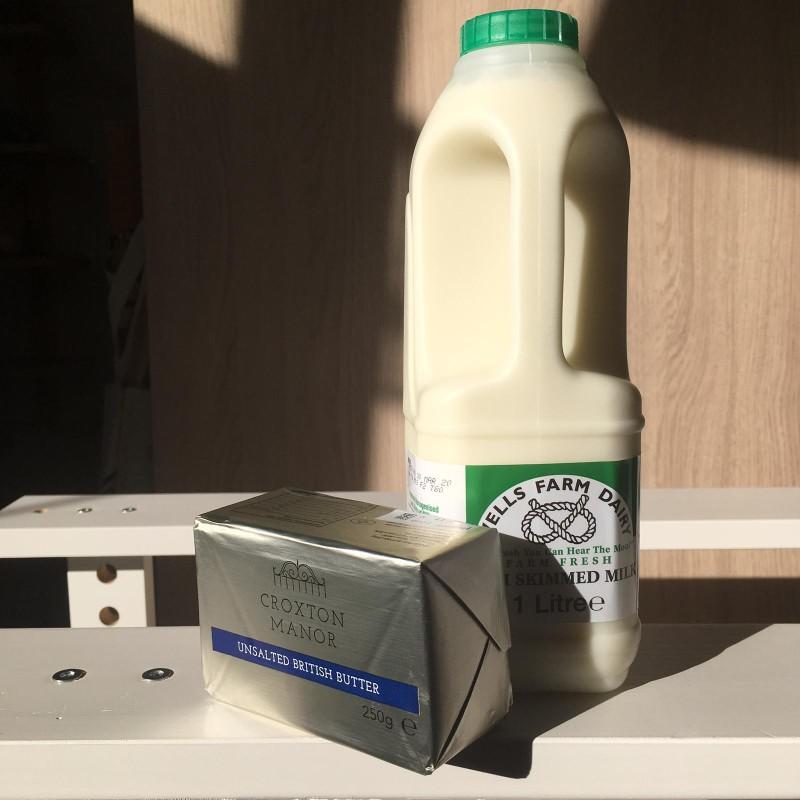 Milk Semi-Skimmed