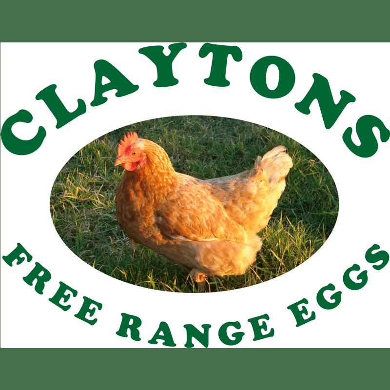 Eggs | Clayton's