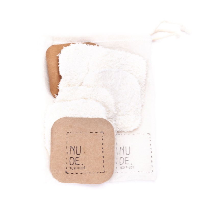 Face Wipes - Organic Cotton