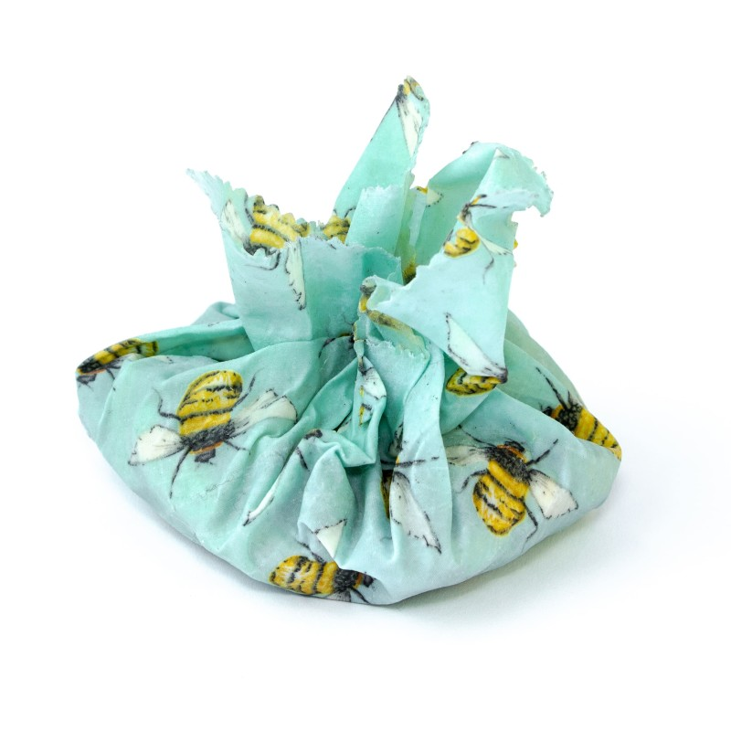 Beeswax Wraps - Bee Print
