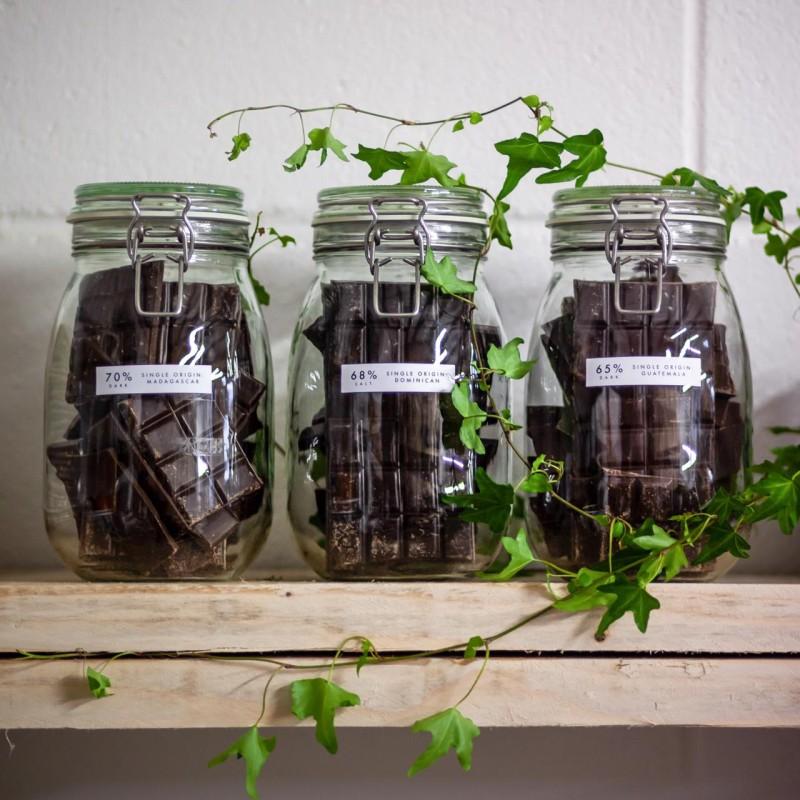 Dark Chocolate Guatemalan 65%   Bare Bones