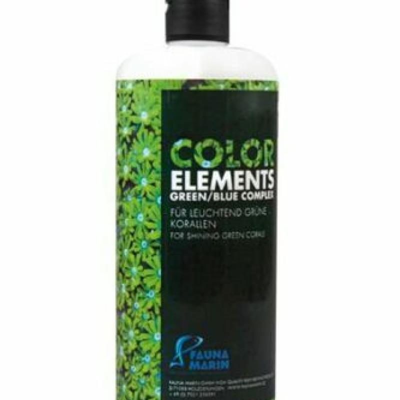 Fauna Marin Balling Colour Elements Green/Blue
