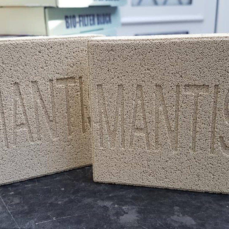 Mantis Bio Filter Blocks x 2 Pk