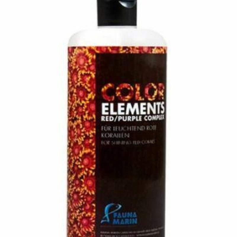 Fauna Marin Balling Colour Elements Red/Purple