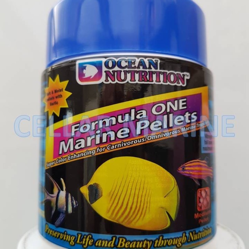 Ocean Nutrition Formula One & Two Pellets 100g