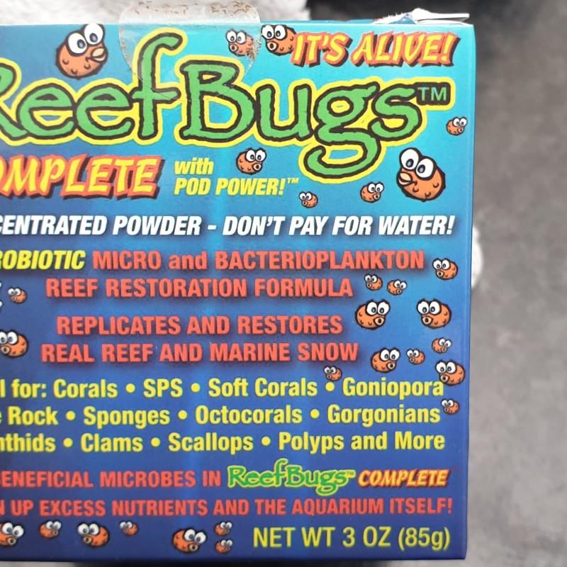 Reef Bugs 3oz