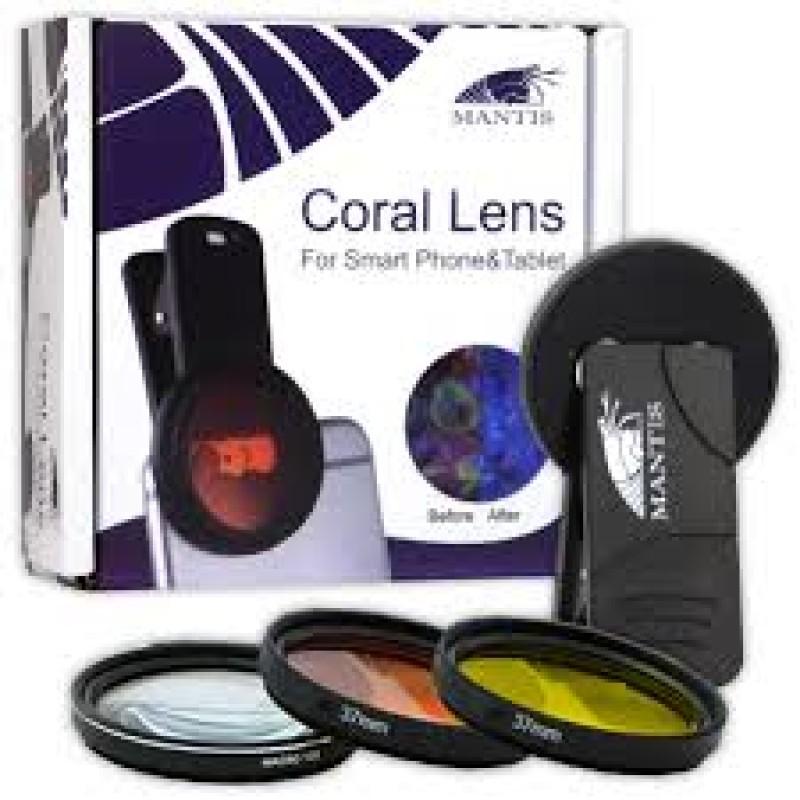 Mantis Coral Lens