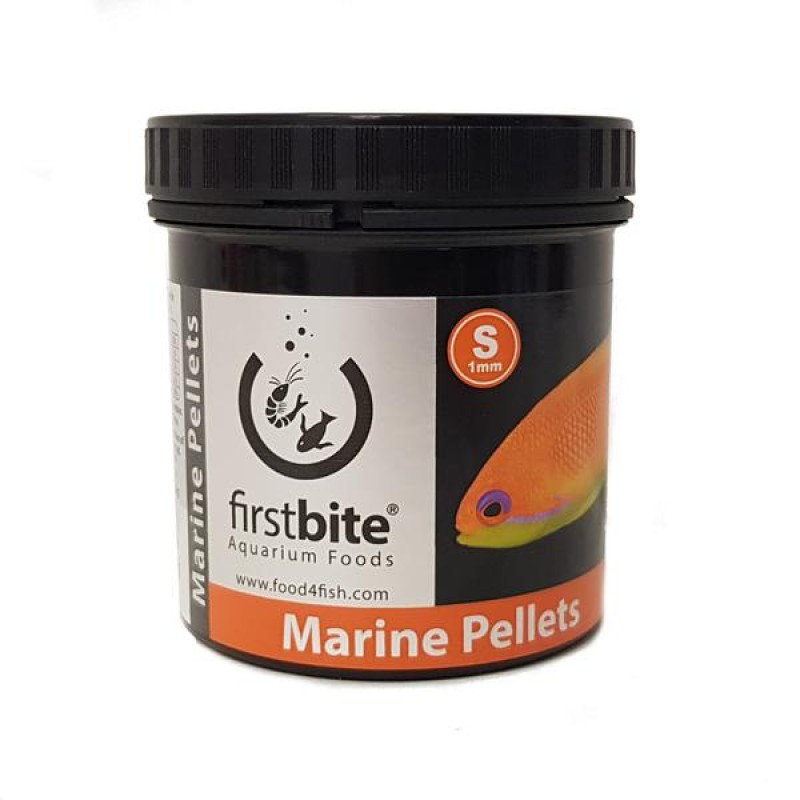 Firstbite Marine Pellets Small
