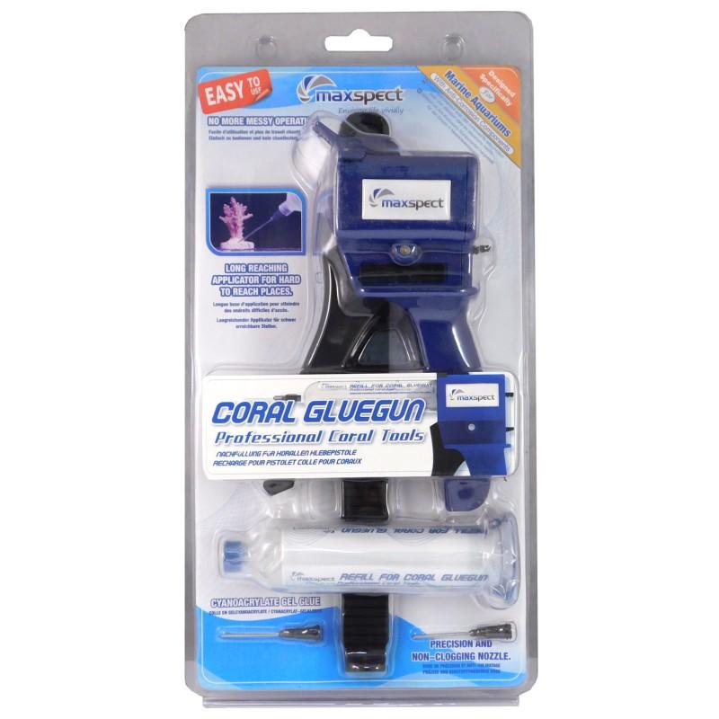 Maxspect Coral Glue Gun and Glue