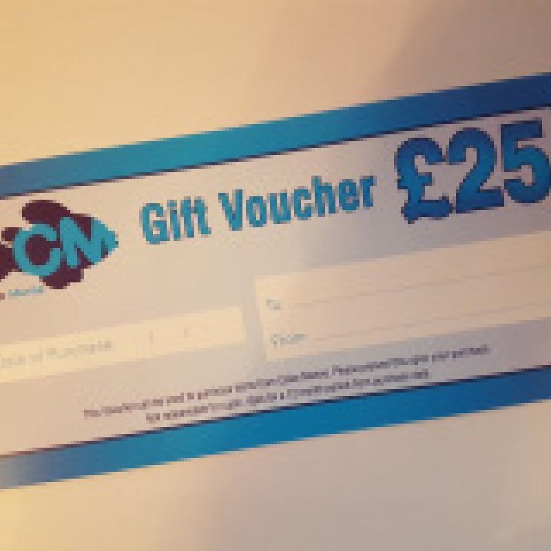 Cellar Marine £25 Gift Voucher