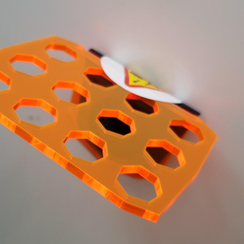 LAD 12 Hole Magnetic Frag Rack