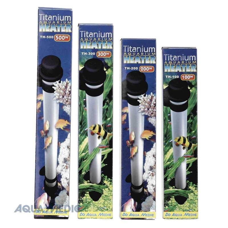 Aqua Medic Titanium Heater 500W