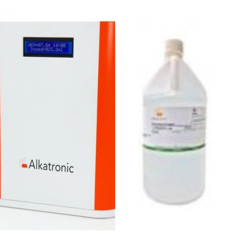 Focustronic Alkatronic & Reagent Pack