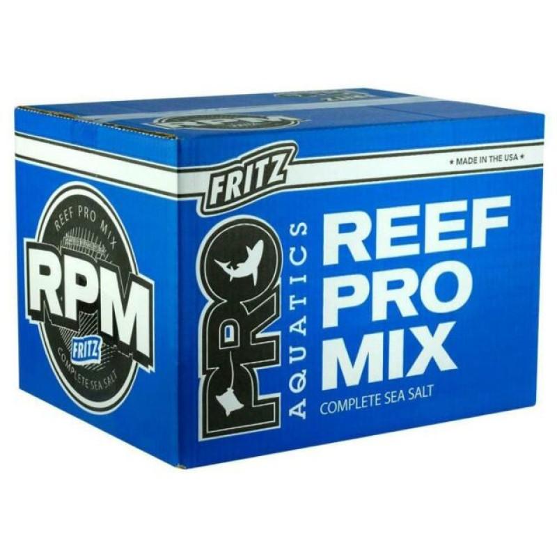 Fritz Pro Aquatics Reef Pro Marine Salt Mix 25kg